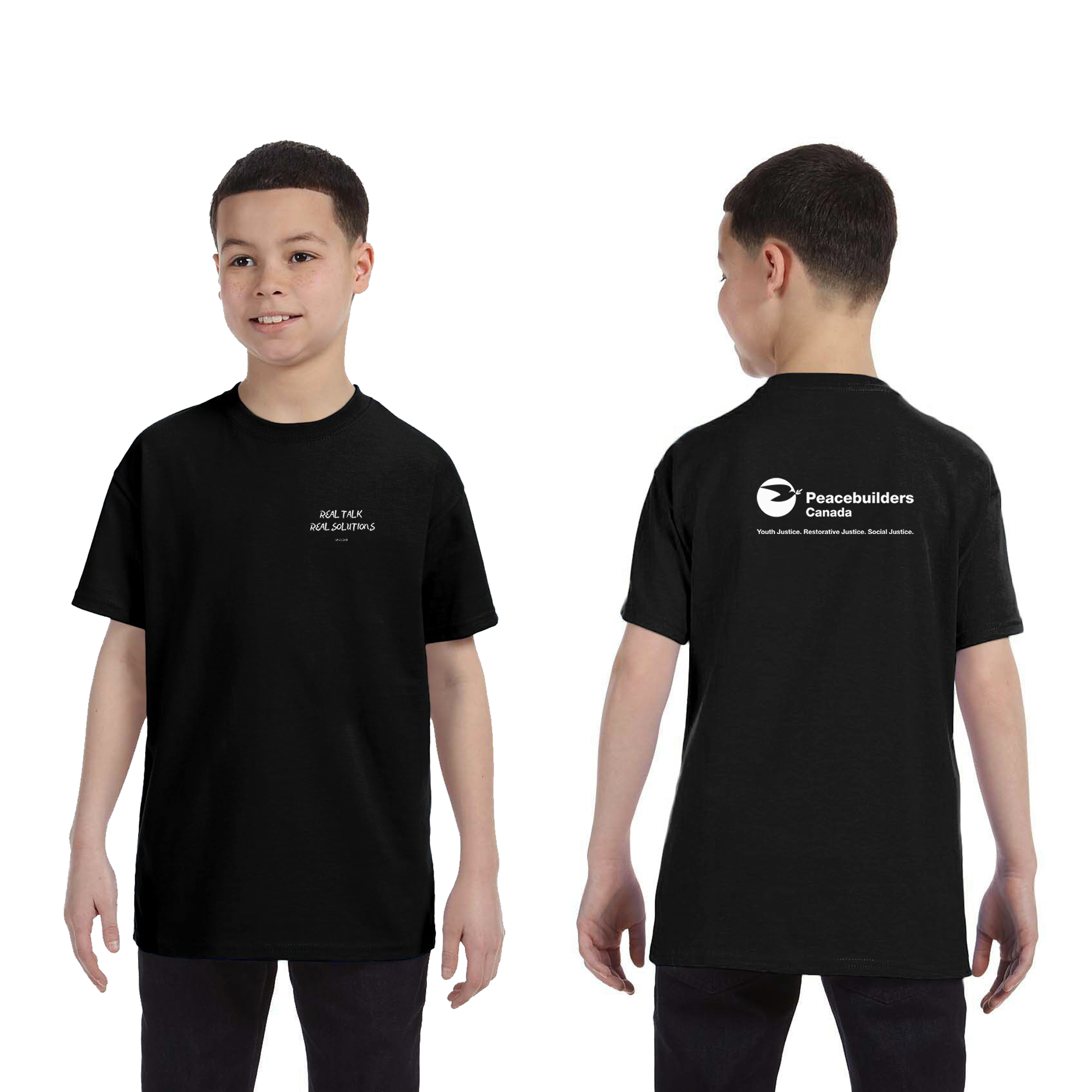 Peacebuilders Kids T-Shirt