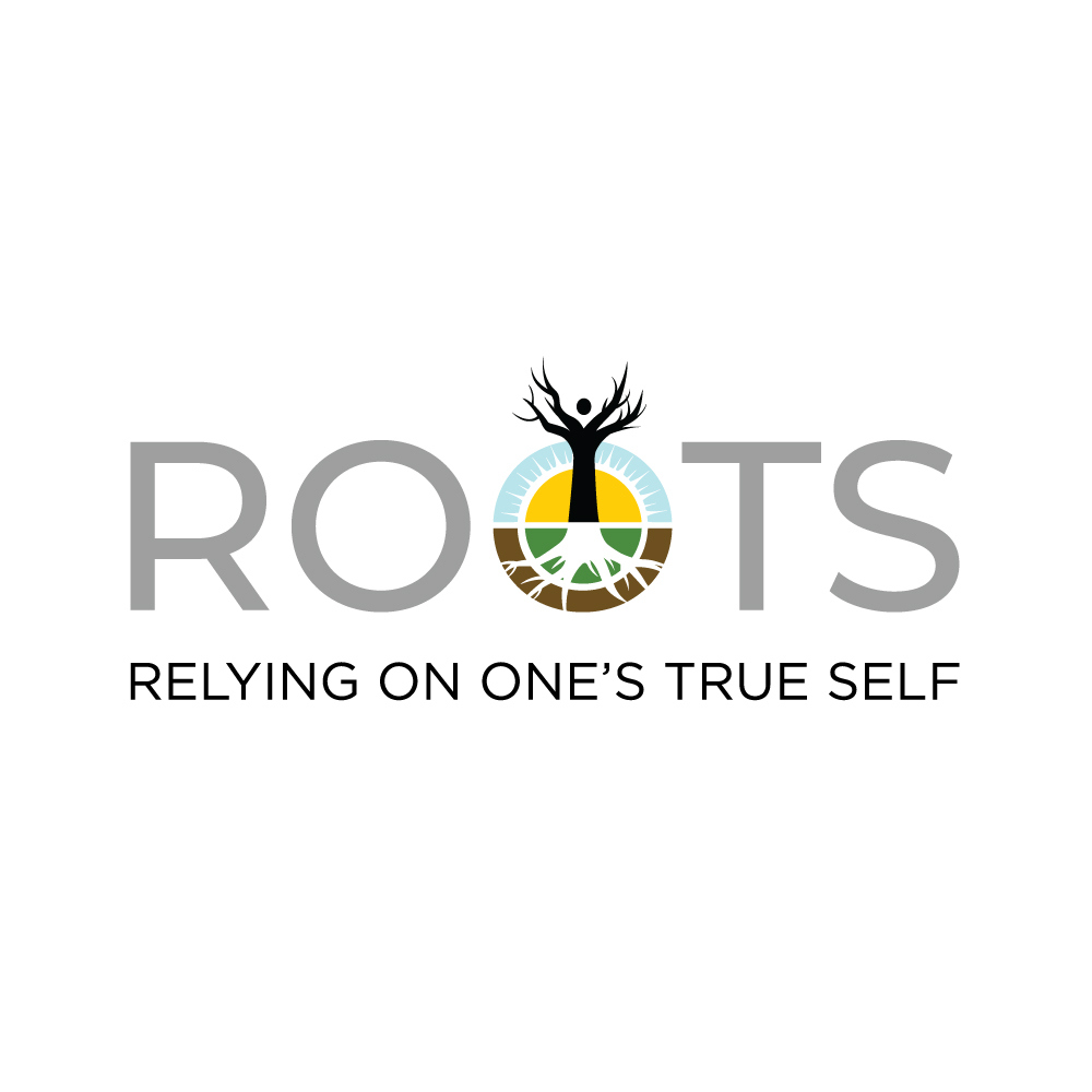 R.O.O.T.S. - Relying On One's True Self - Logo