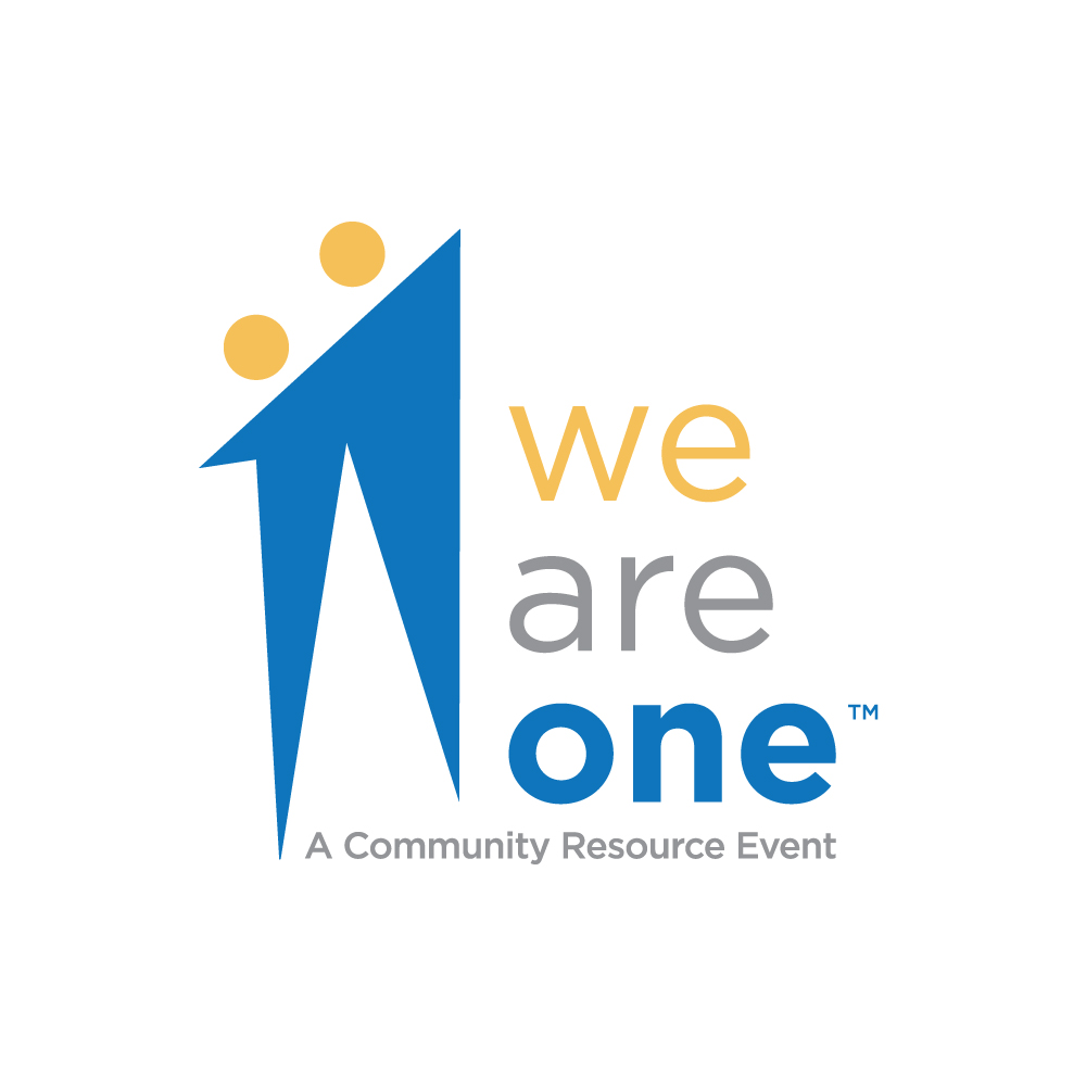 We Are One - Logo