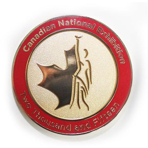 CNE Medal 2