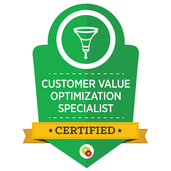 Customer Value Optimization - Digital Marketer
