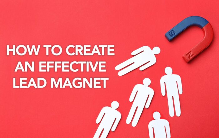 Image of magnet attracting leads