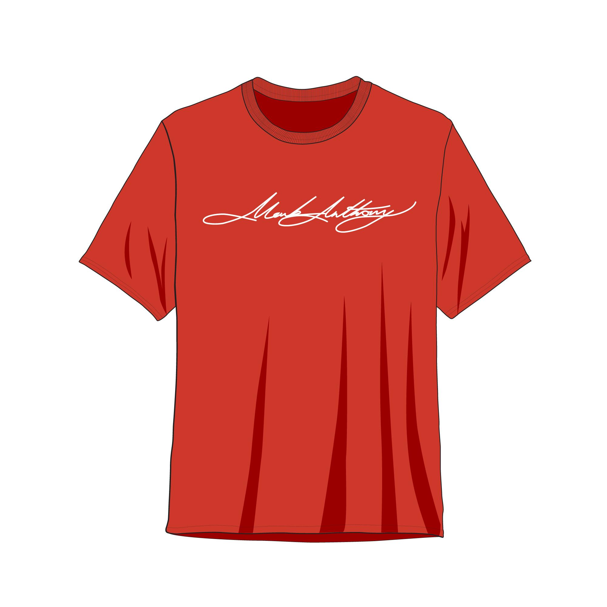 MAM T-Shirts V-Neck Shirts Mockup Template
