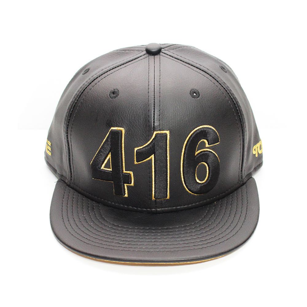 The Cap Guys Inspired Exclusives 416 Toronto Hat Design