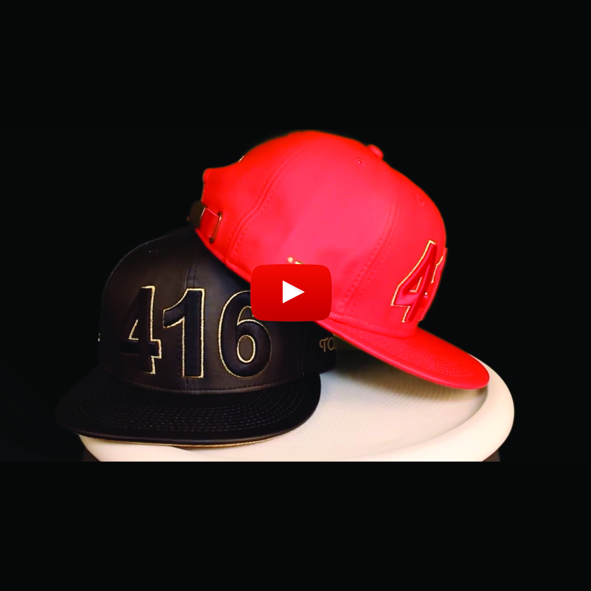 The Cap Guys - Inspired Exclusives - 416 Toronto - Commercial Teaser