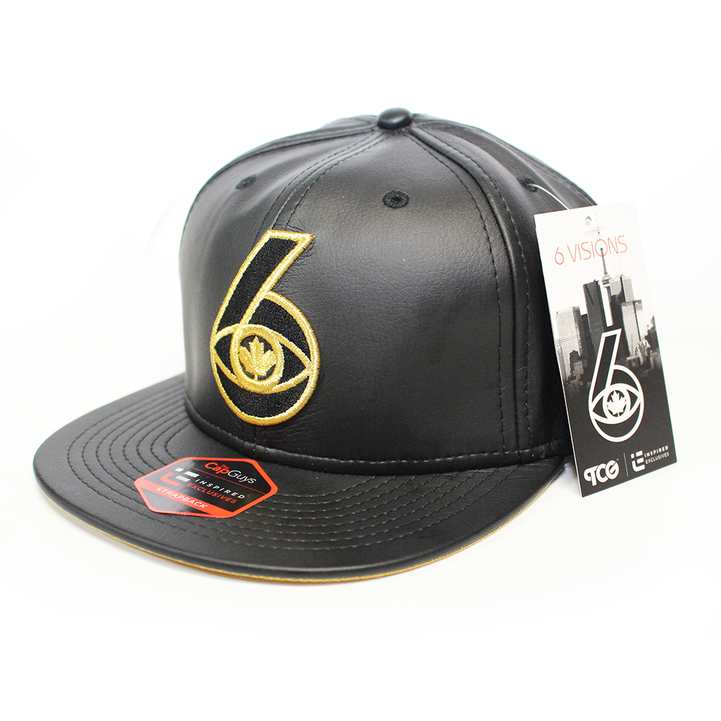 The Cap Guys Inspired Exclusives 6 Visions Hat Design