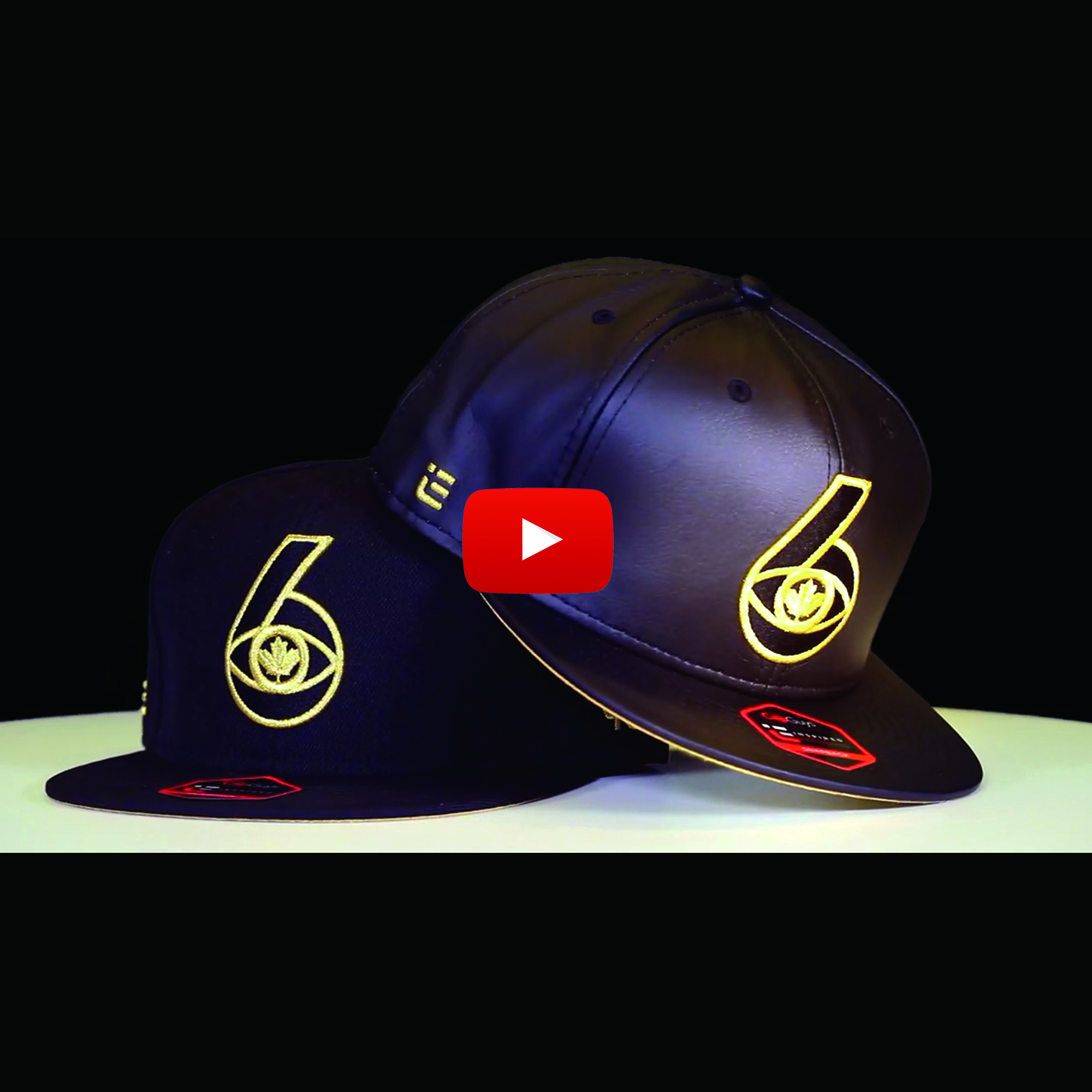 The Cap Guys - Inspired Exclusives - 6 Visions - Commercial Teaser