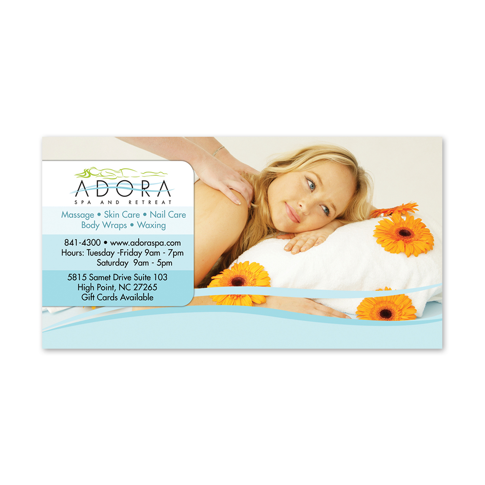 Adora Spa & Retreat - Print Ads