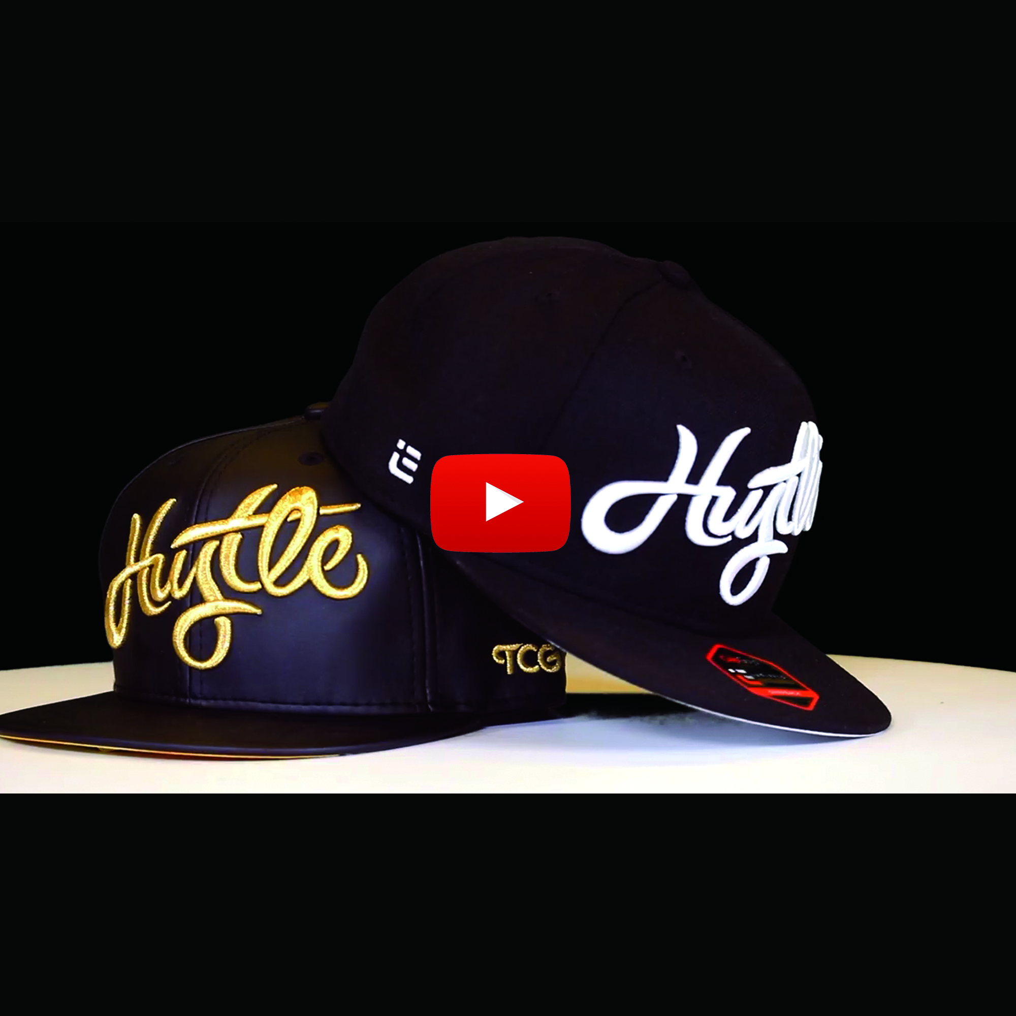 The Cap Guys - Inspired Exclusives - Hustle T.O. - Commercial Teaser