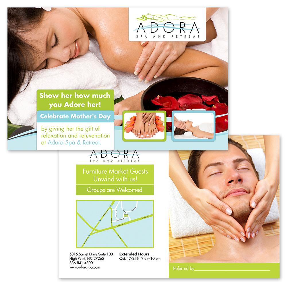 Adora Spa and Retreat - Flyers