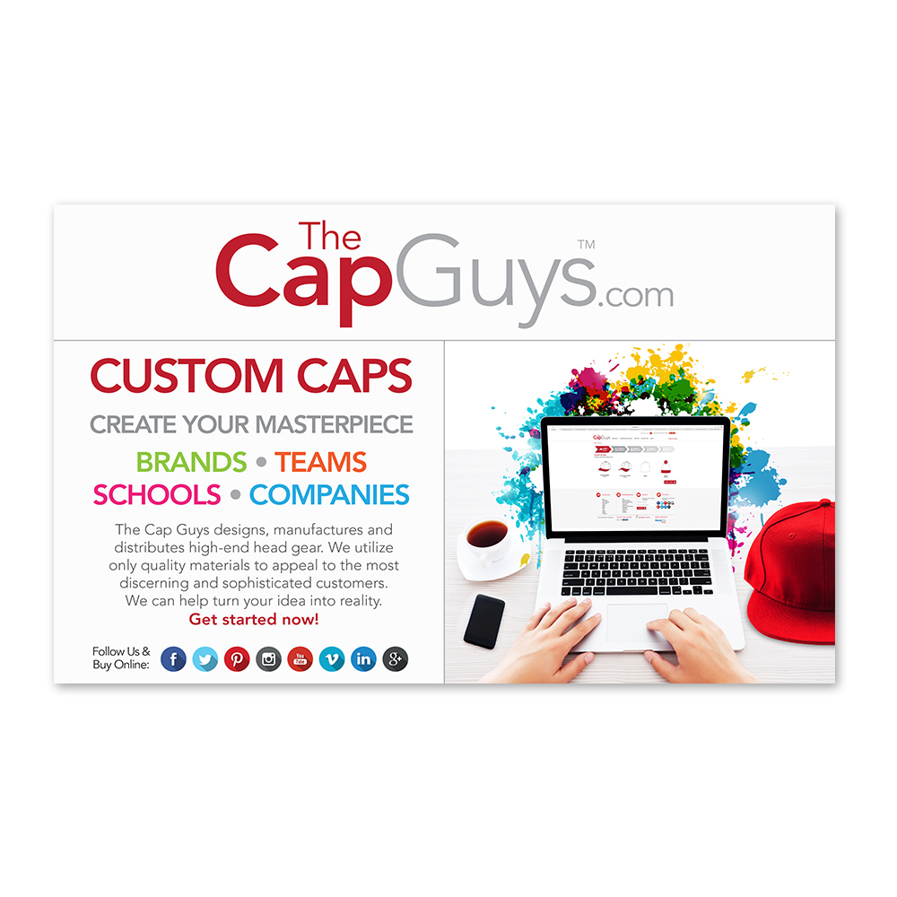 The Cap Guys - Signs