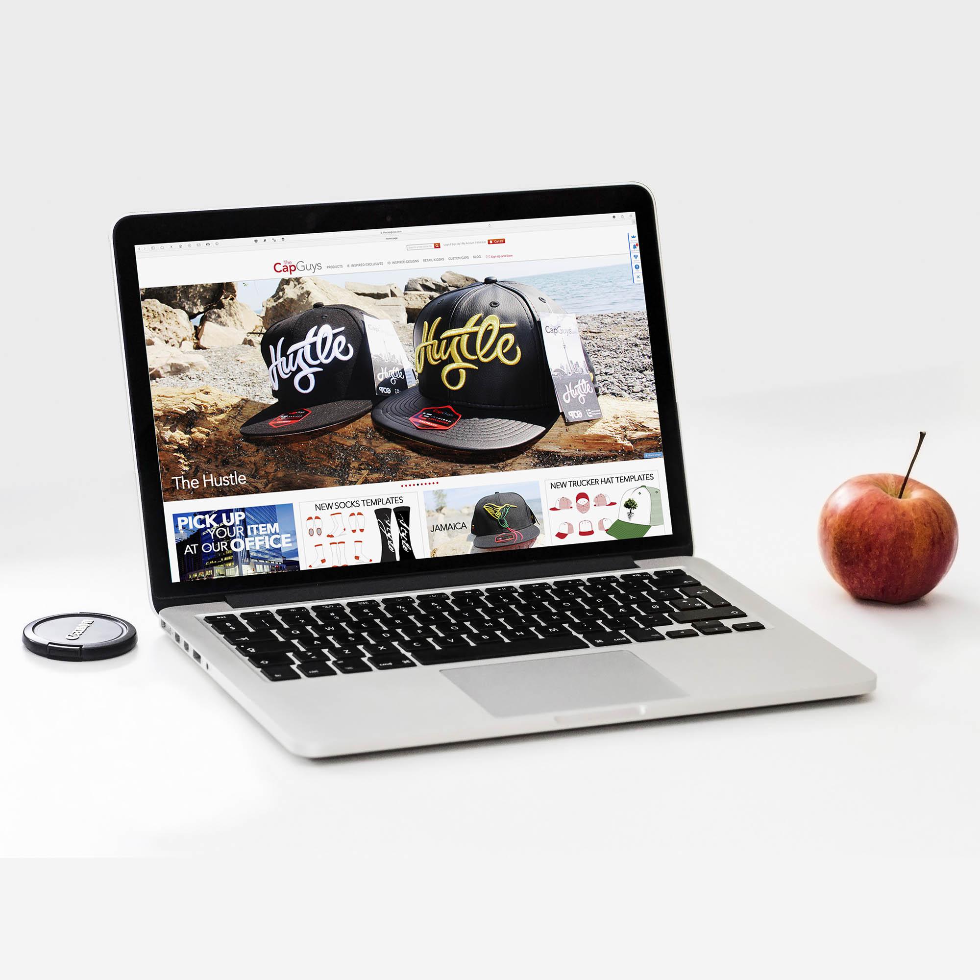 The Cap Guys - Websites