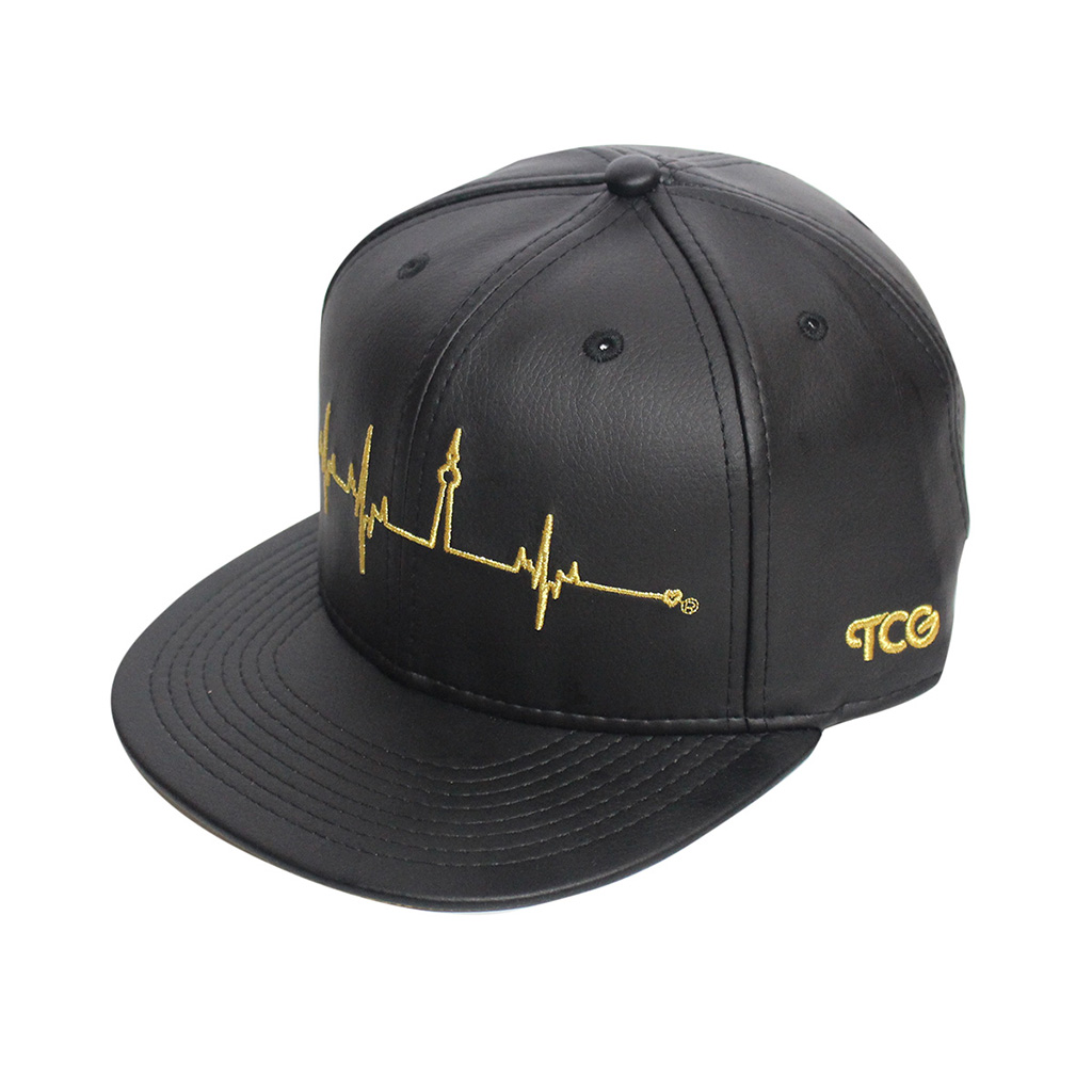 The Cap Guys - Inspired Exclusives - Heartbeats T.O. - Hat Design - Apparel
