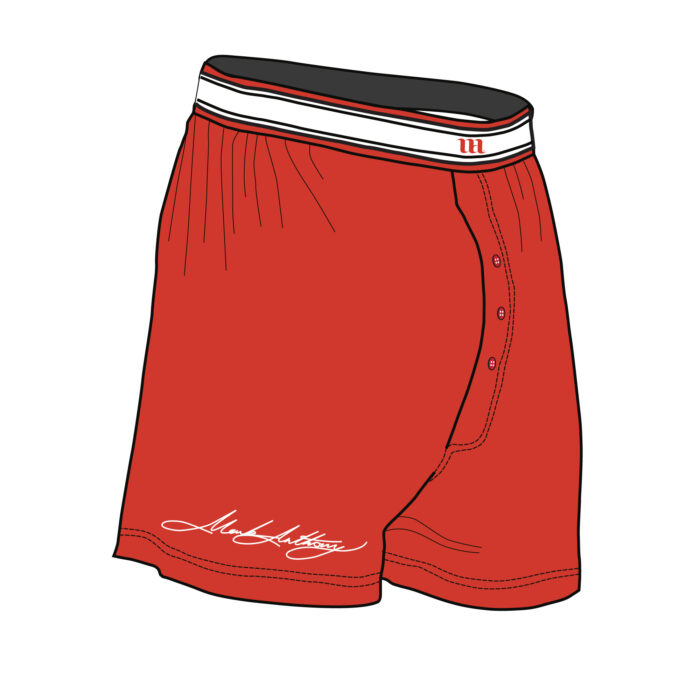 Boxers Mockup Template Sample Mock Up Main Image