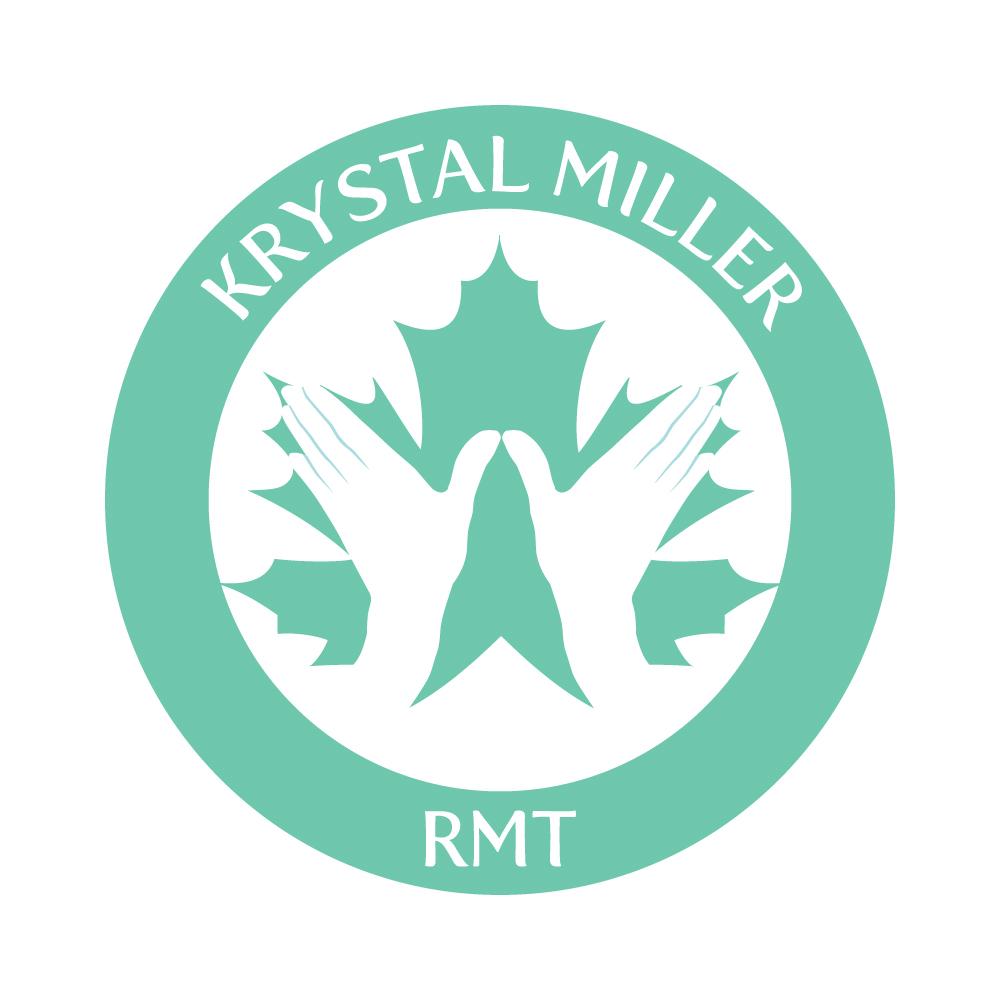 Krystal Miller, RMT - Logo