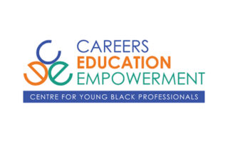 CEE Centre For Young Black Professionals CEE Toronto Logo