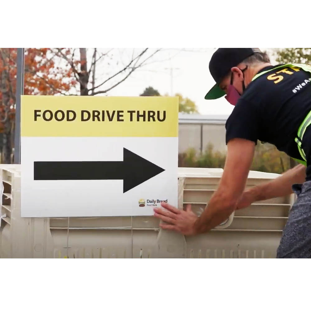 Daily Bread Food Bank - Event - Signs - Printing