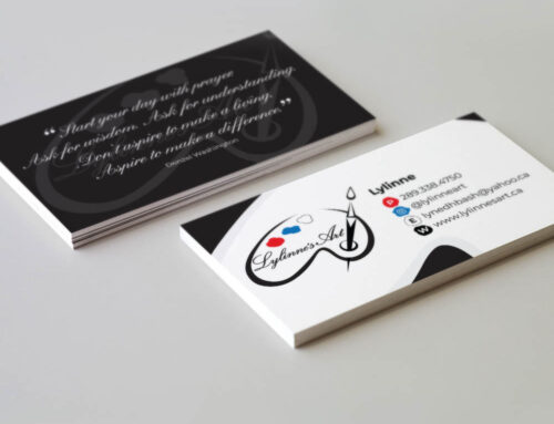Lylinne's – Business Cards
