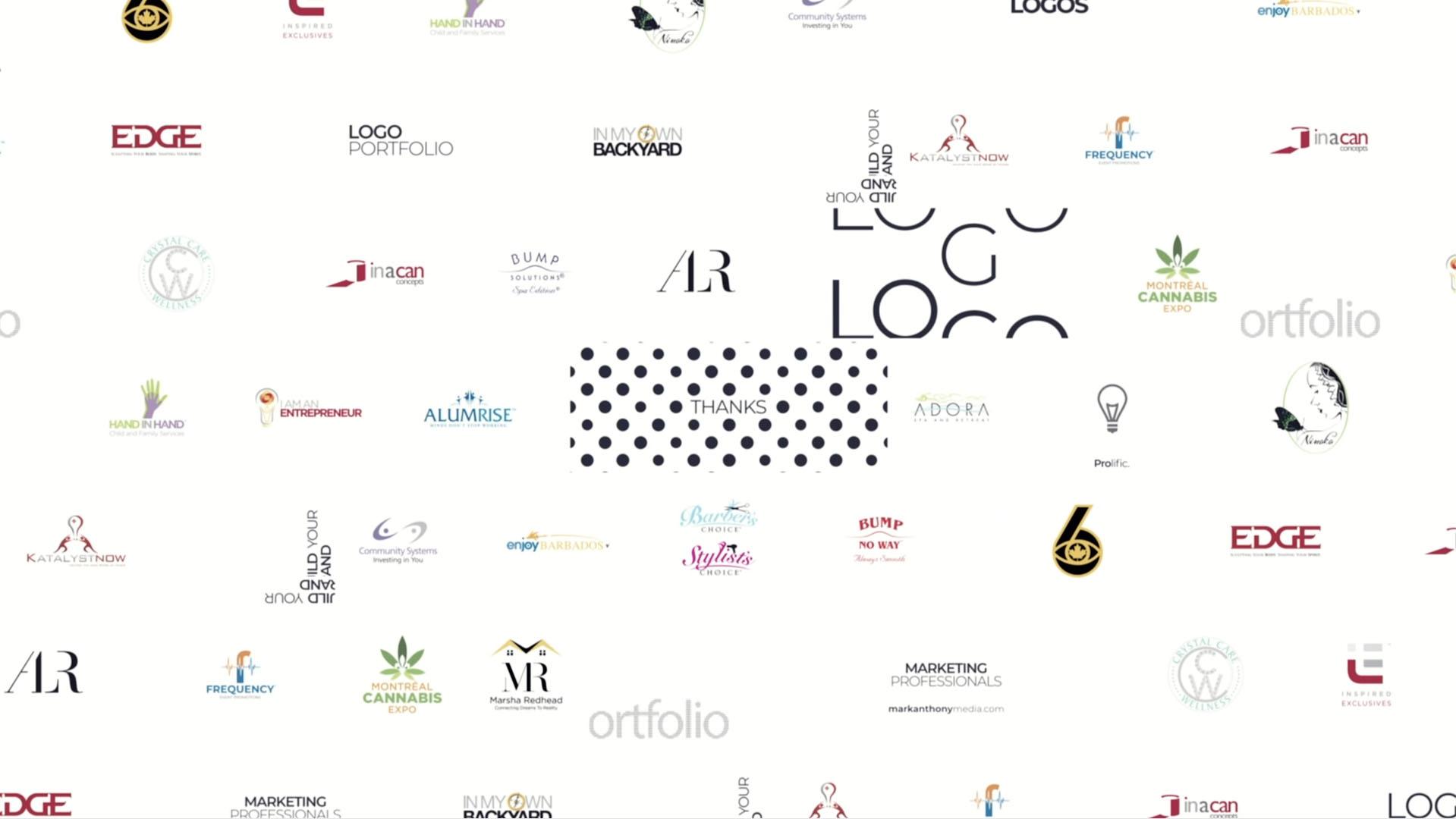 Logo Portfolio Video Cover