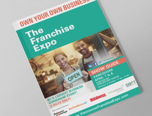 The Franchise Show – Show Guide – Booklets