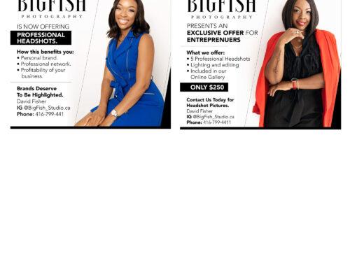Big Fish Productions – Marketing – Social Media Marketing