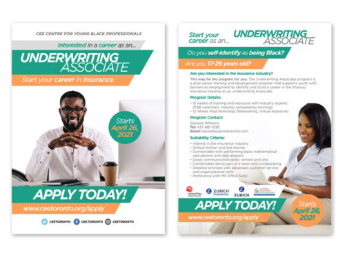 Underwriting Associate – Flyers