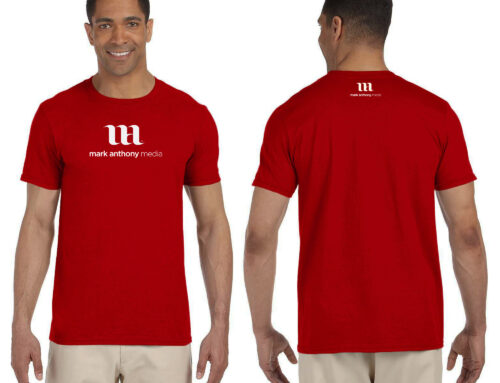Mark Anthony Media – Adult T-Shirts