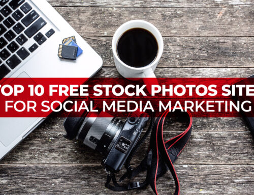 Top 10 Free Stock Photo Sites for Social Media Marketing
