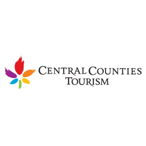 Central Counties Tourism Logo