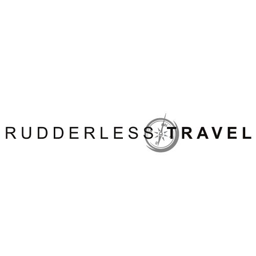 Rudderless Travel Logo