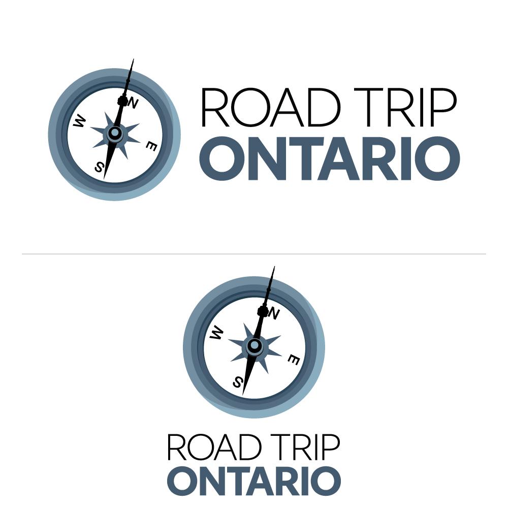Road Trip Ontario - Logos