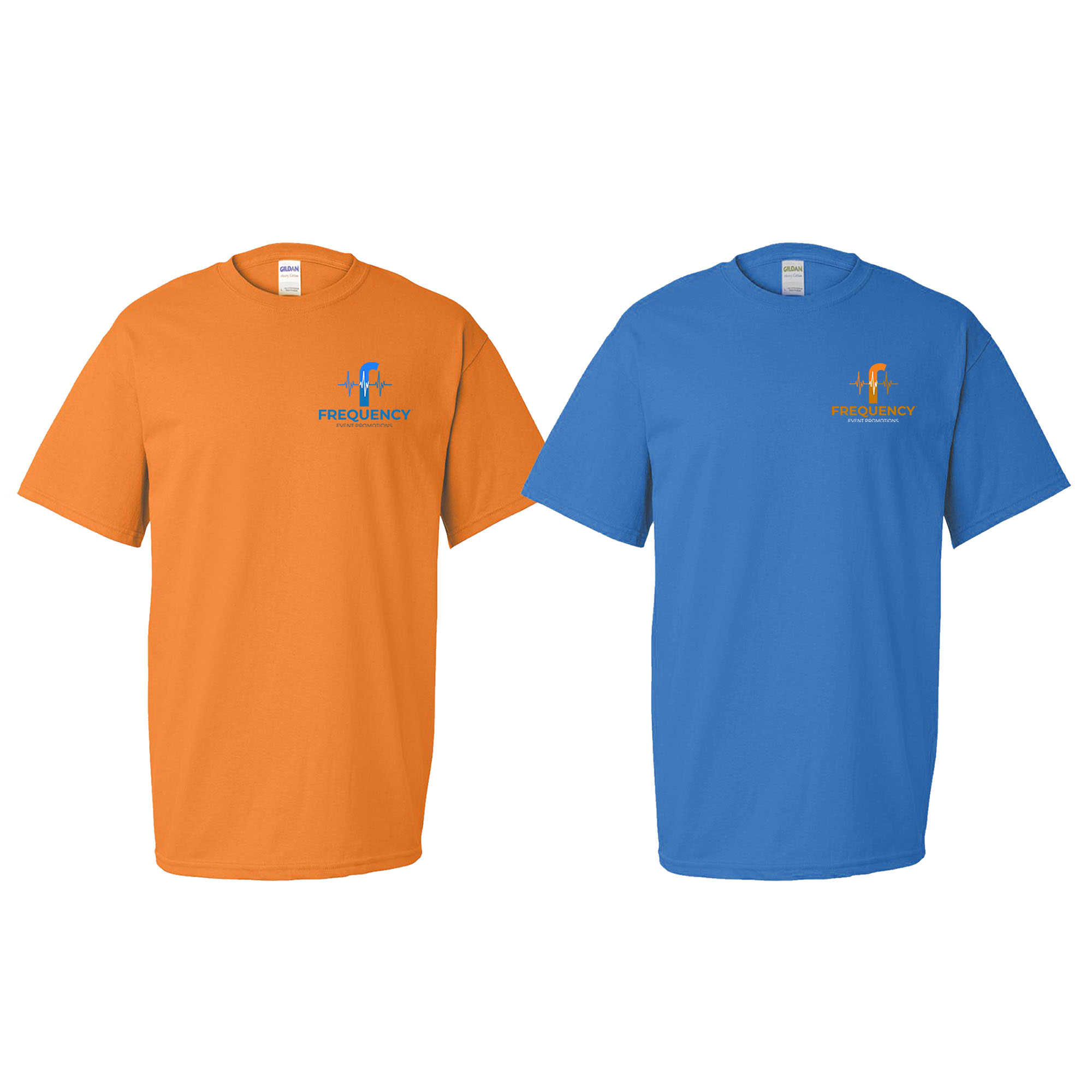 Frequency Event Promotions - Adult T-Shirts