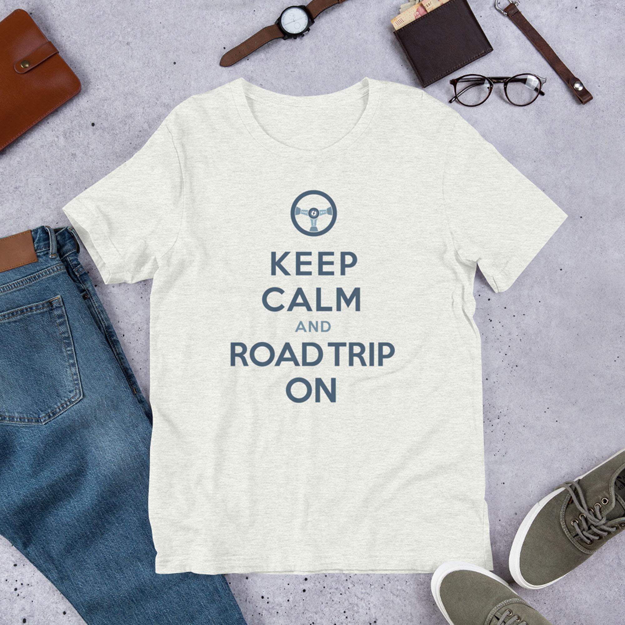 Road Trip Ontario - Adult Unisex T-Shirts