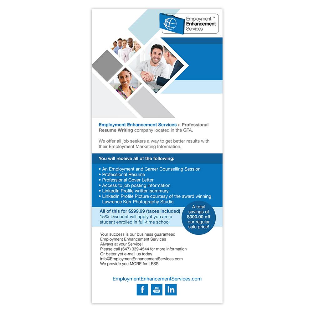 Employment Enhancement Services - Flyers