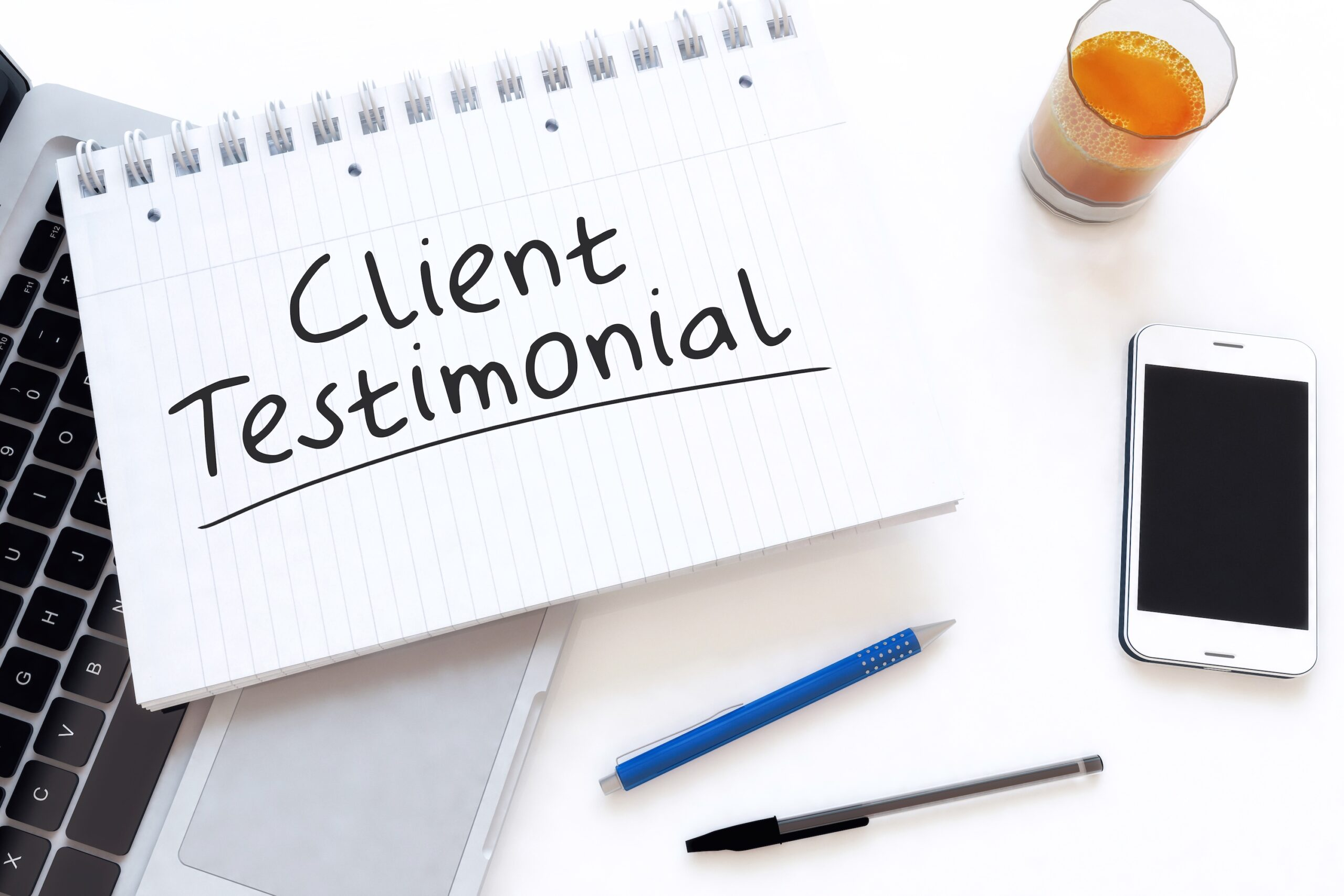 5 Tips On How To Get and Use The Power of Testimonials