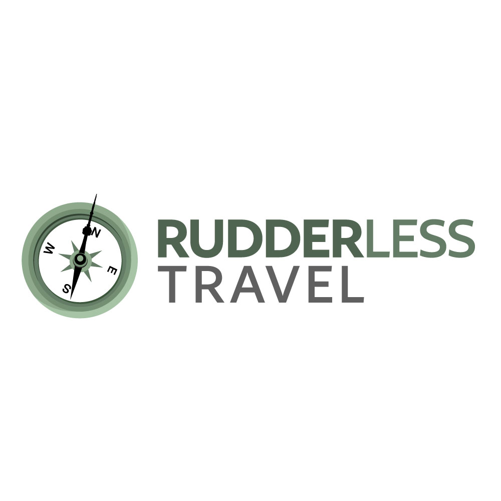 Rudderless Travel – Logos