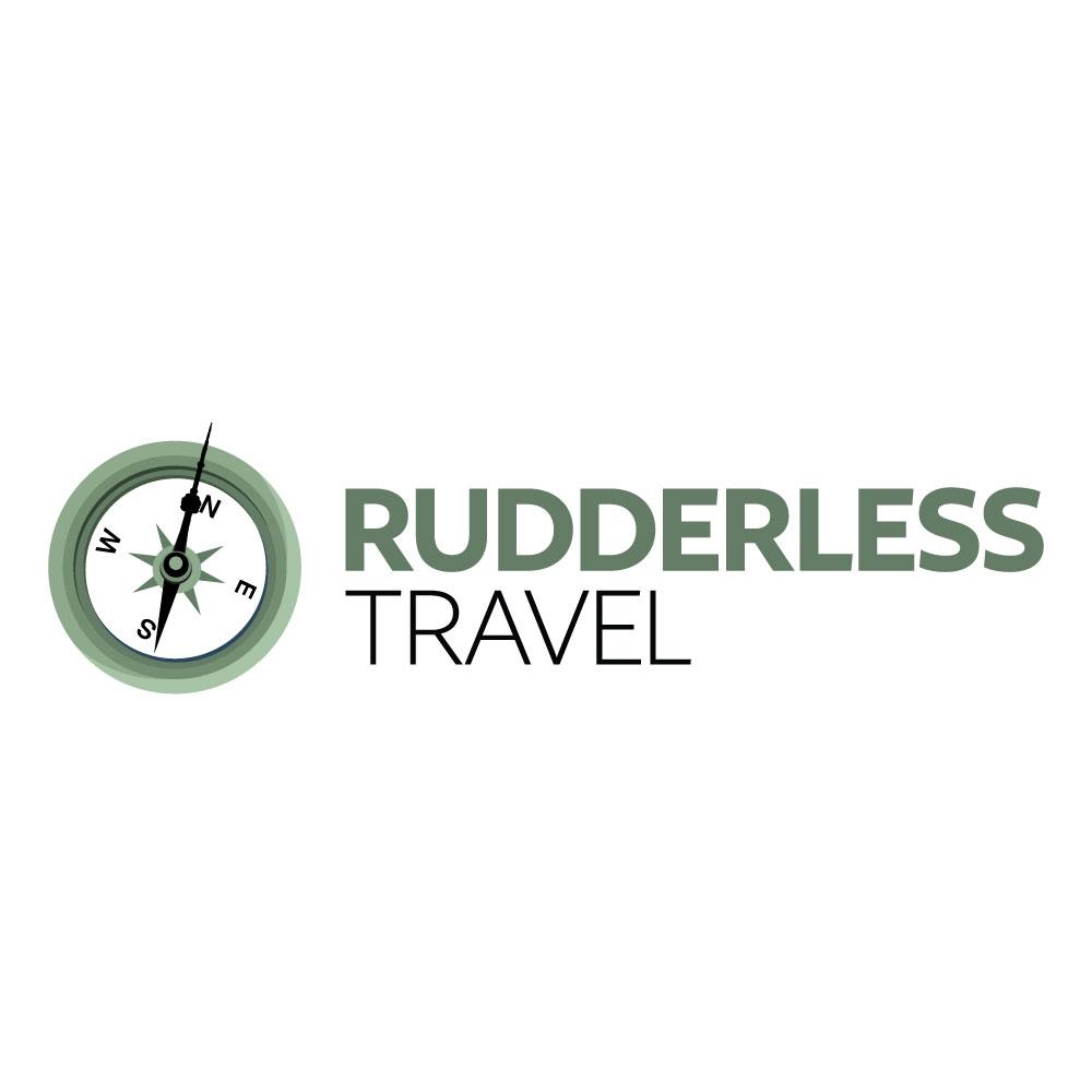Rudderless Travel - Logos
